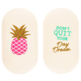 Pineapple Dream Erasers